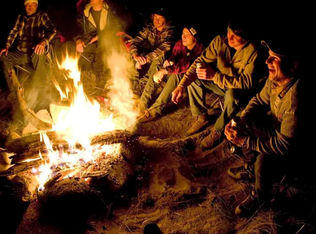 Men's group retreats in Colorado
