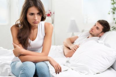 wife gives me the silent treatment