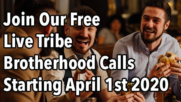 GG2GM Live Tribe Online Men's Group